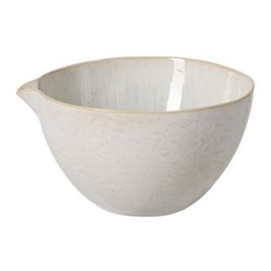 Ibiza Mixing bowl with spout, 2.57 litre, sand