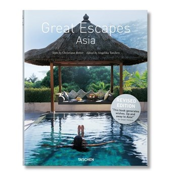 Christiane Reiter Great escapes Asia. updated edition