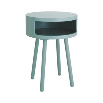 Bumble Side table, D40 x H56cm, sage