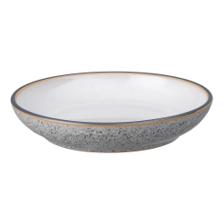 Studio Grey Small nesting bowl, 13.5 x 2.5cm, Grey/White
