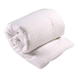 Superior Soft Touch Anti-Allergy - 10.5 Tog Super king size duvet, L260 x W220cm, white