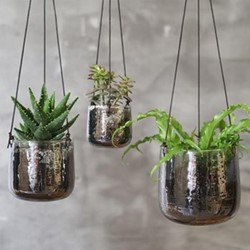 Small hanging planter D9 x 9cm