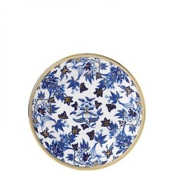 Hibiscus Plate, 20cm, floral