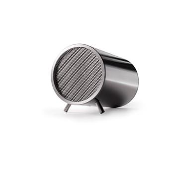 Tube by Piet Hein Eek Bluetooth speaker, L8 x D5cm, steel