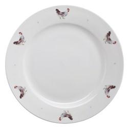 Chicken Side plate, 21cm