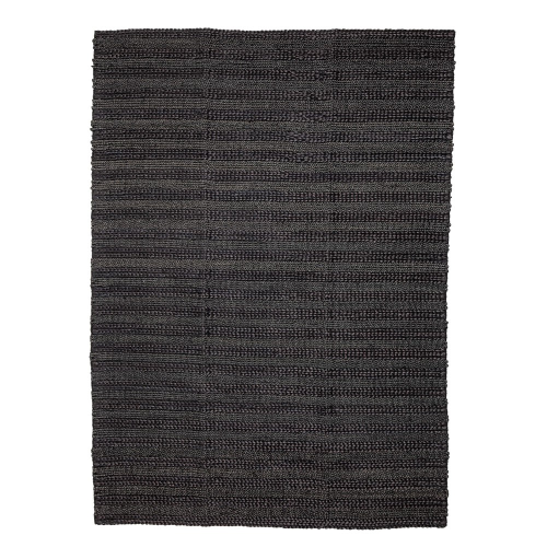 Ina Rug, L210 x W150 cm, Black