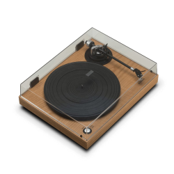 RLINE-RT100 Two speed USB turntable, H14 x W44.8 x D36.6cm, Natural