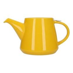Hi-T 4 cup teapot, H13 x D14cm, honey