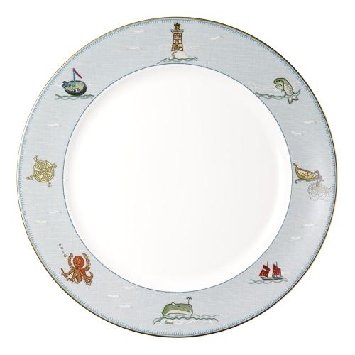 Sailors Farewell Lincoln plate, 31cm