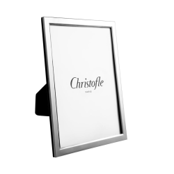 "Uni Photograph frame, 10 x 15cm (4 x 6""), Christofle silver"