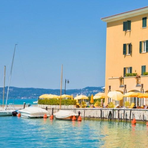 Lake Garda luxury sailing adventure for two