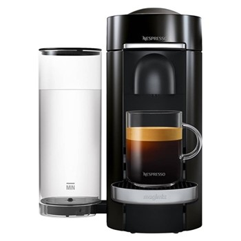 Vertuo Plus & Milk Coffee machine by Magimix, black