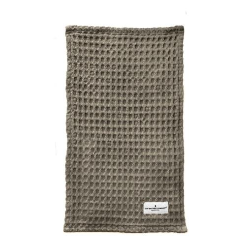 Waffle Wash cloth, 25 x 40cm, Clay