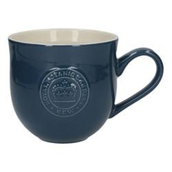 Richmond Mug, H10cm - 500ml, navy