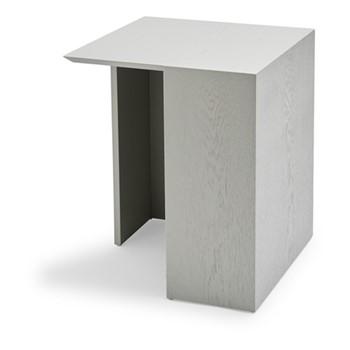 Building High table, L40 x W40 x H49cm, light grey