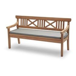 Drachmann Cushion, L166 x W51 x H5cm, ash