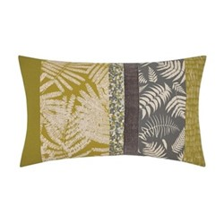 Espinillo Cushion, L30 x W50 x H10cm, yellow