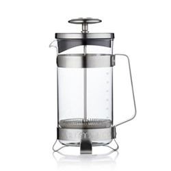 8 cup coffee press, electric steel