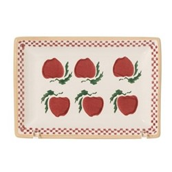 Small rectangular serving dish L17 x W11.7 x H2.8cm