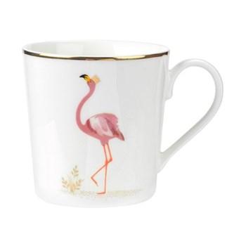 Piccadilly Set Flamboyant flamingo mug, 34cl