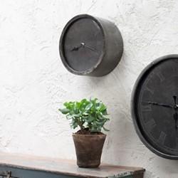 Small clock D10 x 21cm