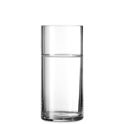 Vera Wang - Bande Vase, 23cm, Crystalline
