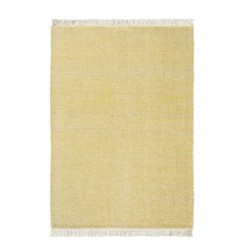 Atelier Craft Rug, 160 x 230cm, yellow