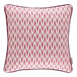 Linnean Weaves - Hutton Cushion, 43 x 43cm, pink orchid