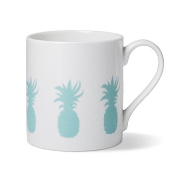 Pineapple Mug, D8.5 x H9cm - 1 pint