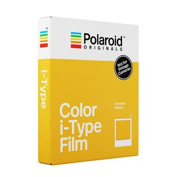 Originals I-Type Instant colour film compatible with one step 2, colour