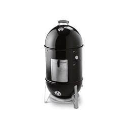 Smokey Mountain Cooker/smoker barbecue, 37cm, black