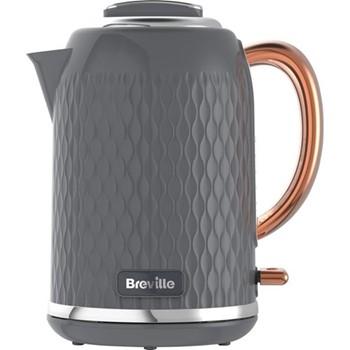 Curve - VKT118 Jug kettle, 1.7 litres, grey & rose gold