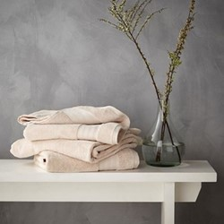 Egyptian Cotton Hand towel, 50 x 90cm, natural