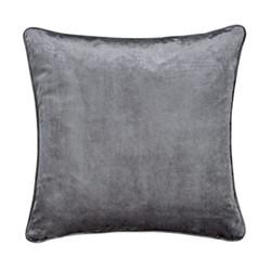 Escala Cushion, L45 x W45 x H10cm, damson