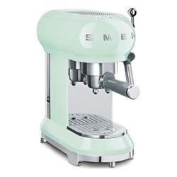 50's Retro Style Espresso machine, pastel green