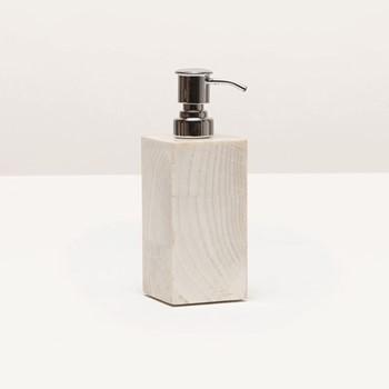 Palermo Soap pump, H18 x W6cm, natural