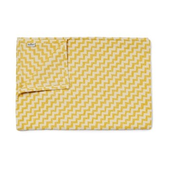 Climbing Chevy Baby blanket, 70 x 90cm, mustard
