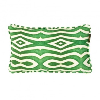 Riverside Rectangular cushion, L50 x W30cm, multi