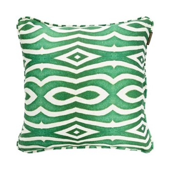 Riverside Square cushion, L50 x W50cm, multi