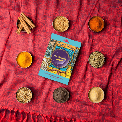 Indian Restaurant Favourites Spicebox subscription, 6 months