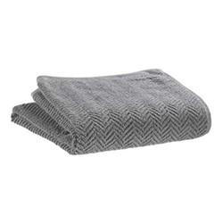 Roberto Maxi bath towel, 100 x 180cm, orange