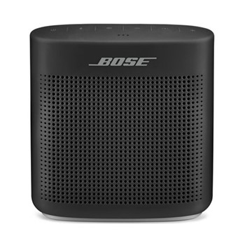 Soundlink Color II Portable bluetooth wireless speaker, H5.5 x W13 x D12.7cm, black