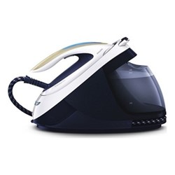 Perfectcare Elite - GC9630/20 Steam generator Iron, 2400W, navy & white
