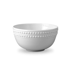 Perlee Cereal bowl, 14cm, White