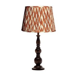 Otto Small table lamp - base only, H33 x W11cm, black