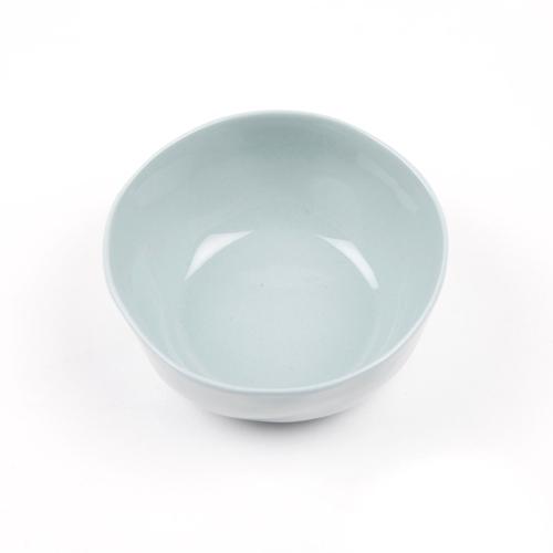 Set of 4 large dipping bowls, D11 x H5cm, Pale Blue