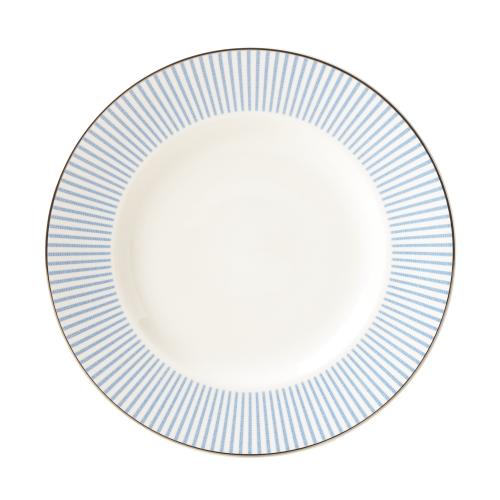 Laurel Street Accent plate, 22.5cm