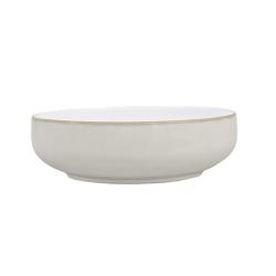 Natural Canvas Serving bowl, 24 x 7cm