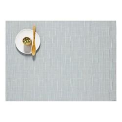 Bamboo Set of 4 rectangular placemats, 36 x 48cm, seaglass