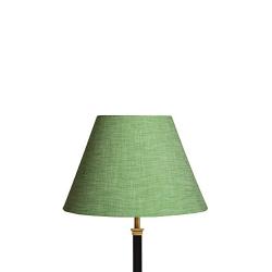 Empire Lampshade, 30cm, Apple Chambray